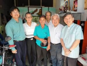 TRUYEN GIAO Thai Lan 2a - Mukdahan -  Web