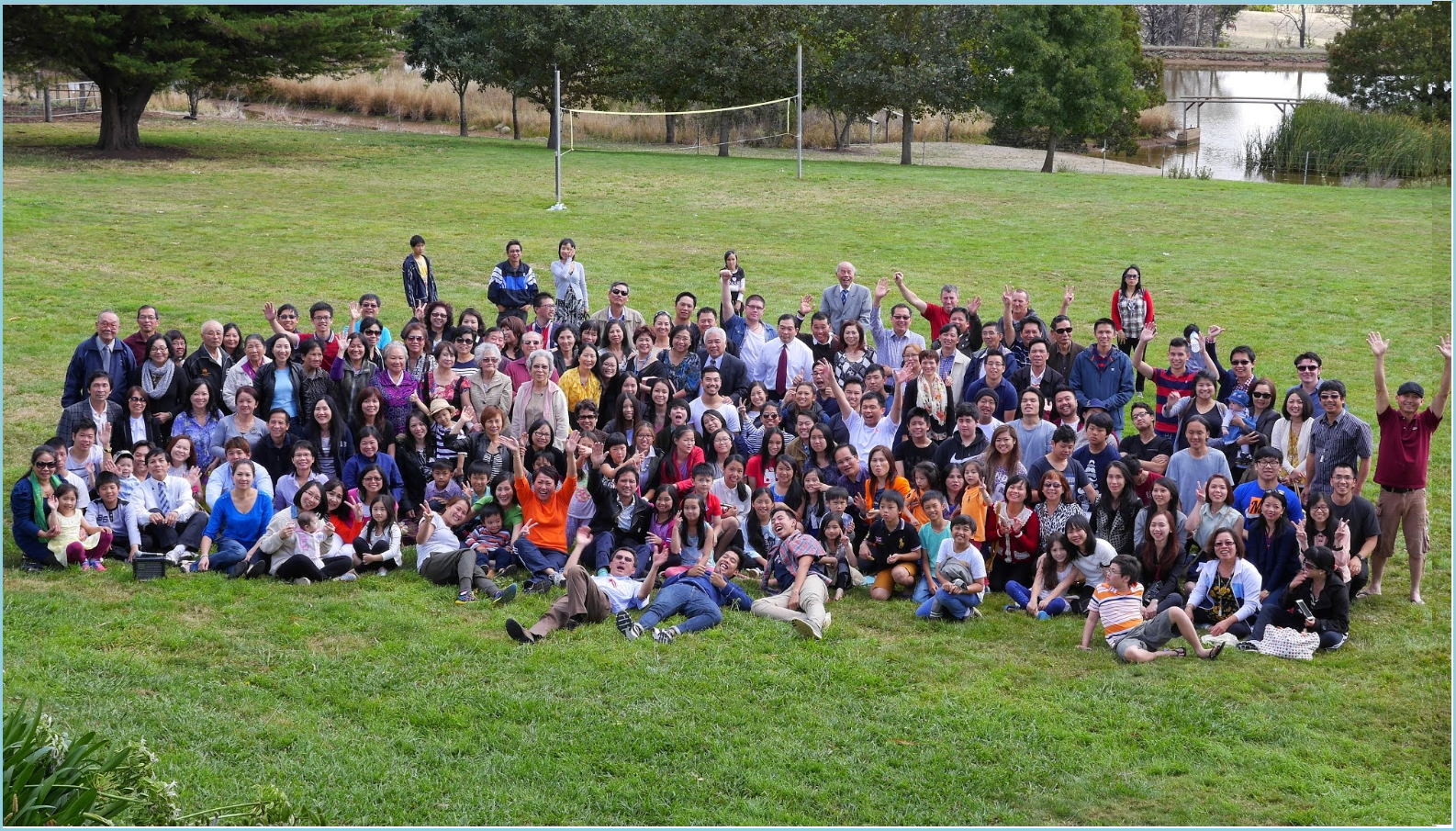2015 Family Camp Rutherforth Park - Vietnamese Evangelical Church Melbourne